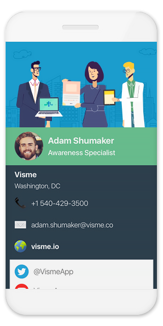 switchit-app-digital-business-card_visme