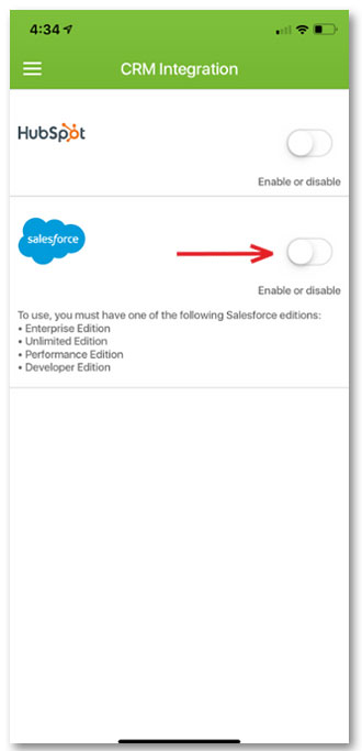 blog-post_salesforce-integration_activation-screen